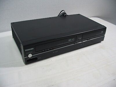 Toshiba SD-V296-K-TU DVD Player / VCR Combo -TESTED AND WORKS GREAT-
