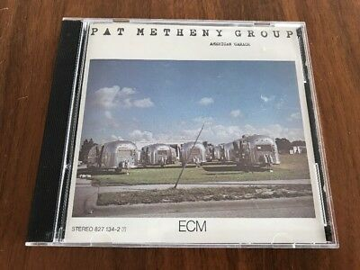 American Garage by Pat Metheny/Pat Metheny Group (CD, Dec-1985, ECM)