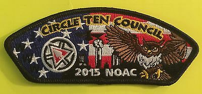 Circle Ten Council Mikanakawa Lodge 101 Noac Csp