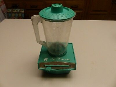 Suzy Homemaker Blender that Works!! 1960's cool toy