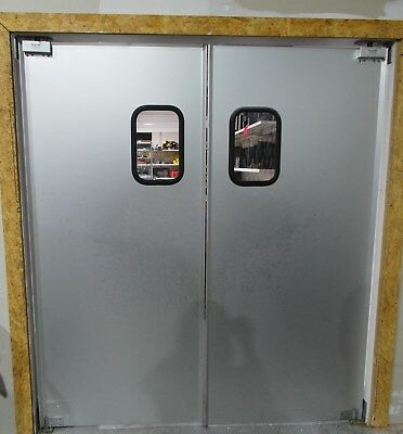 Eliason LWP-3 Aluminum Traffic Doors