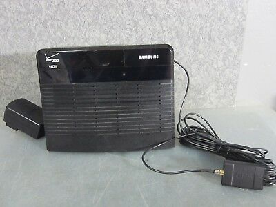 Verizon Samsung 4G LTE Network Extender SLS-BU103 w/GPS antenna, power supply