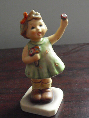 "1994 Hummel Club Goebel Figurine 793 Forever Yours Girl 4"" Tall"