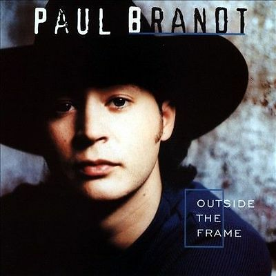 Outside the Frame by Paul Brandt (CD, Nov-1997, Reprise) Sealed Free Mailing
