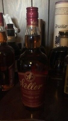 Store pick Weller Antique 107 proof Bourbon/Pappy Van Winkle/pappy/wheated
