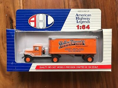Hartoy Inc American Highway Legends Peterbilt 260 Wheaties Truck