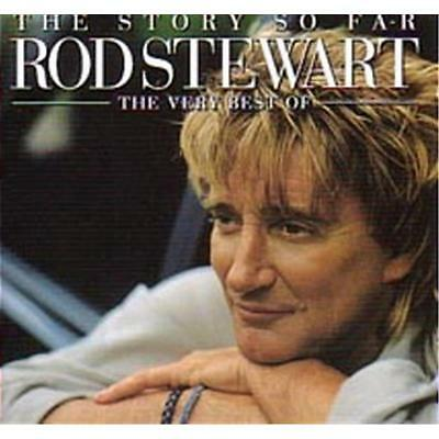 ROD STEWART THE STORY SO FAR The Very Best Of 2 CD REMASTERED NEW