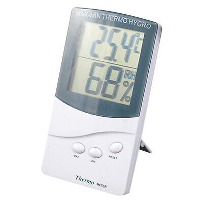Pro Digital LCD Humidity Hygrometer and Temperature Thermometer