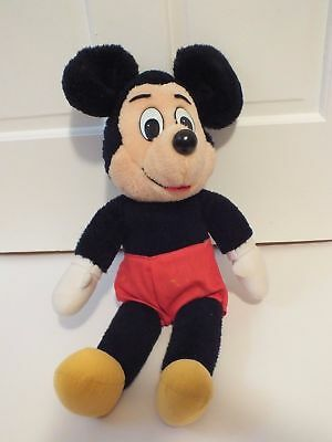 Vintage mickey mouse suspenders labour