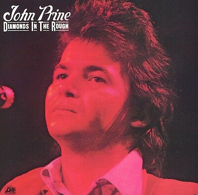 John Prine - Diamond in the Rough NEW SEALED LP- Limited Edition - Late Garfield