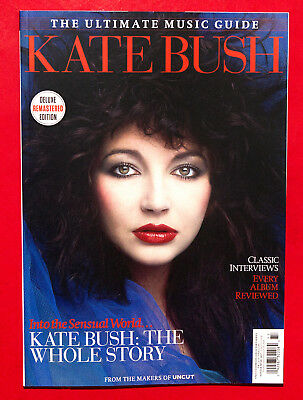 2018 Uncut Ultimate Music Guide Book: KATE BUSH - THE WHOLE STORY