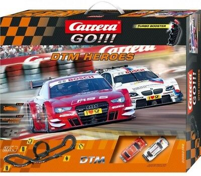 NEW Carrera Go DTM Heroes Slot Set from Mr Toys