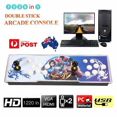 2018 Pandoras box 6S Retro home Arcade video game System 1220 Games in 1 MK