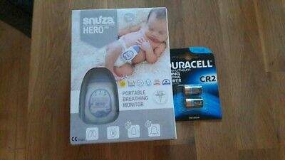 Snuza Hero md baby monitor!