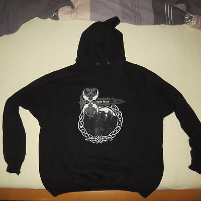 Menhir - Hoodie XL, (Pagan Metal, Moonsorrow, Wintersun, Ensiferum, Falkenbach)