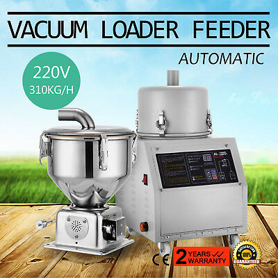 700G Vacuum Loader Feeder Stainless Steel Filter 7.5L Capacity Concessional Sale