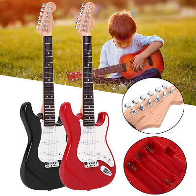 25'' Children's Kids Electric Guitar Acoustic Musical Toys Instrument Music Toy