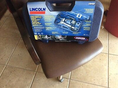18v cordless Lincoln grease gun
