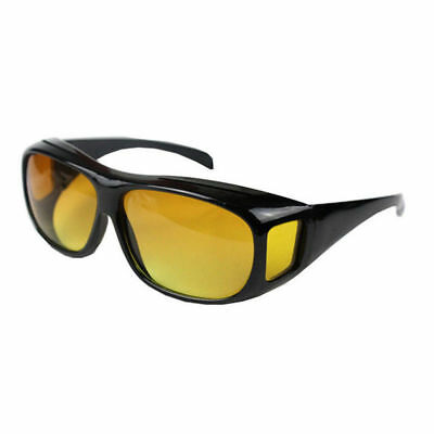 Night Sight Night Driving Over Glasses UV Wind Protection