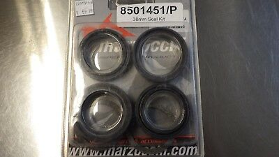 Marzocchi Seals For Suspension Fork, 38Mm, New