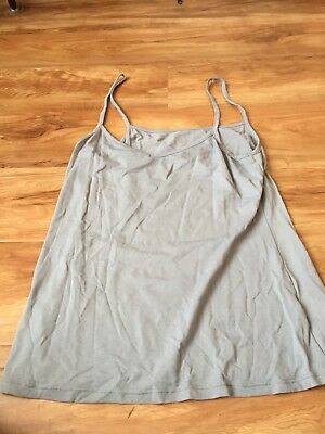 Lot of Two 3x Tank Tops Plus size brown and Grey