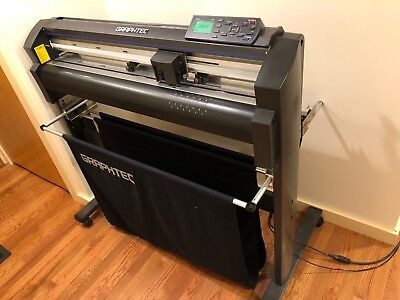 "GRAPHTEC FC8600-75, 30"" Vinyl Cutter Plotter"