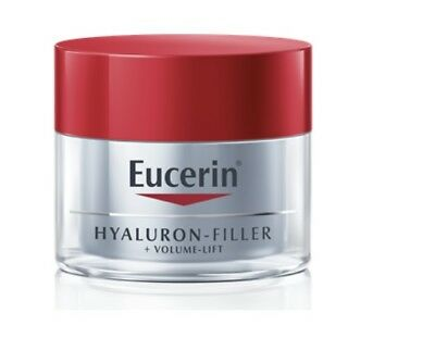 Eucerin Hyaluron Filler Volume Lift Crema Notte 50 Ml