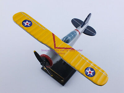 US NAVY G-5 FF-1 Airplane Wood Display Model - New - FREE SHIPPING