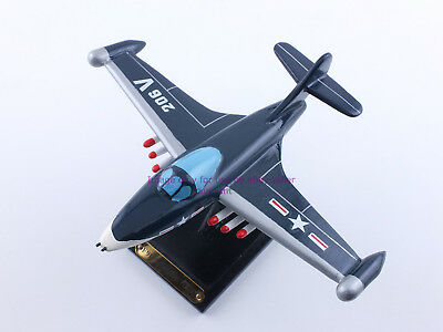 F9F-5 Panther USN Airplane Wood Display Model - New - FREE SHIPPING