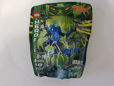 LEGO Hero Factory Dragon Bolt 44009 Not Complete With Bag And ...