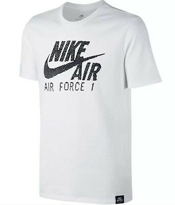 Details about NEW MENS NIKE AIR AF1 AIR FORCE 1 OVERWEIGHT T SHIRT AH4066 004 MULTIPLE SIZES