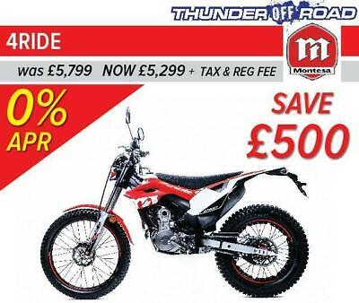 Brand New 2017 Montesa Mst260 Free Ride Available On 0% Finance Option.