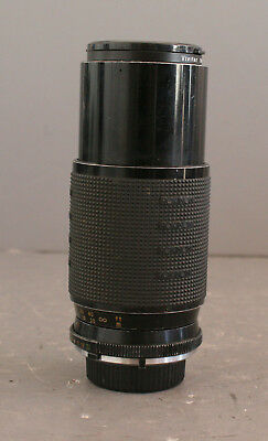 Rokinon 80-200mm f/4.5 Zoom Lens for Minolta with caps (20961)