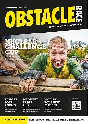 Obstacle Race Magazine - Issue 24 January 2018
