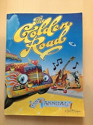 The Golden Road - Issue 27, 1993 - Vintage Grateful Dead Magazine/Pigpen Special