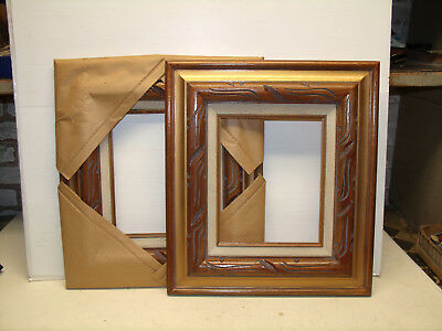 2 Mid Century New Old Stock Picture Frames
