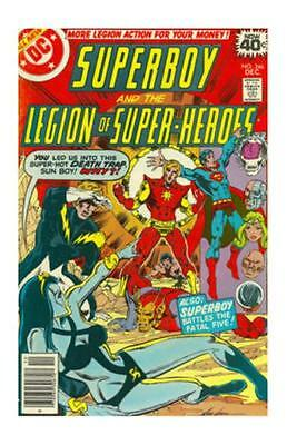 Superboy & the Legion of Super-Heroes #246 (Dec 1978, DC)