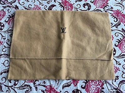 Preowned Louis Vuitton Dustbag Size Medium (Old Model) - Good Used Condition