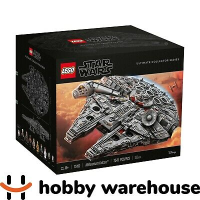 LEGO 75192 Star Wars Millennium Falcon (BRAND NEW SEALED) with FREE Delivery
