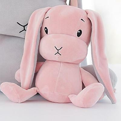 Kids Cute Bunny Soft Plush Toys Rabbit Stuffed Doll Baby Appease Toys Gifts G