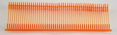 "Amram 1"" Orange Standard Attachments- 5000 pcs 50/Clip. For use with all Amra..."