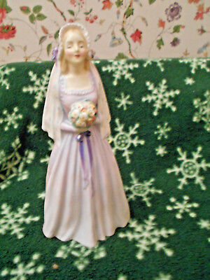 Royal Doulton Sweet Maid Bone China Figurine HN 2092  1951 to 55 Only~England~
