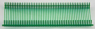 "Amram 1"" Green Standard Attachments- 5000 pcs 50/Clip. For use with all Amram..."