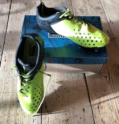 Canterbury Control Kids Rugby Boots Size 6