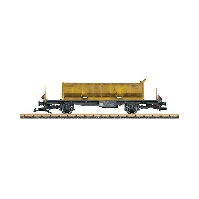 LGB 40895 - carro RhB Container Transport  with Waste Removal Hopper