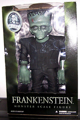 "Frankenstein Monster Scale Figure 18"" inch - 2012 US Mezco neuer Zustand -Horror"