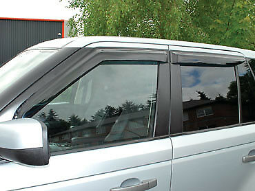 Range Rover Sport (2005-2013) - Wind Deflector Set - Front and Rear - DA6076