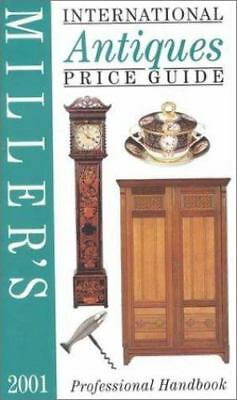 International Antiques Price Guide 2001 Elizabeth Norfolk 2001 Hardcover Millers