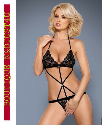 Obsessive Sexy Bodie   Body   Teddy   Lingerie Dentelle - 831 Colissimo ee53886edc9
