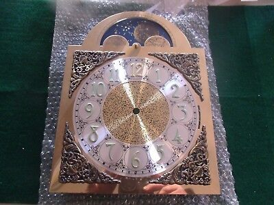 Vintage Grandmother Clock Face For Hermle New/old stock